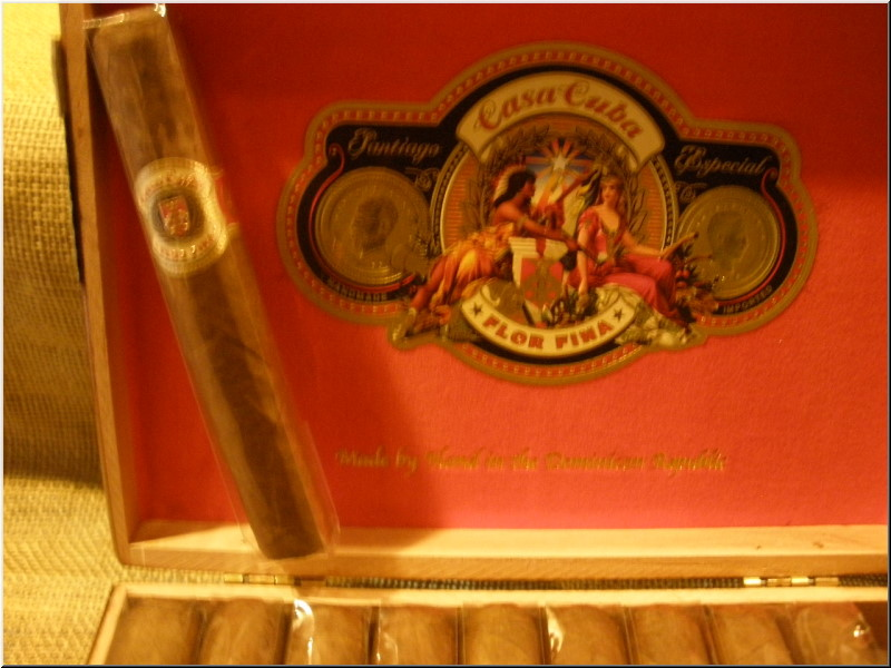 Cigar Arturo Fuente Casa Cuba Double Cinco