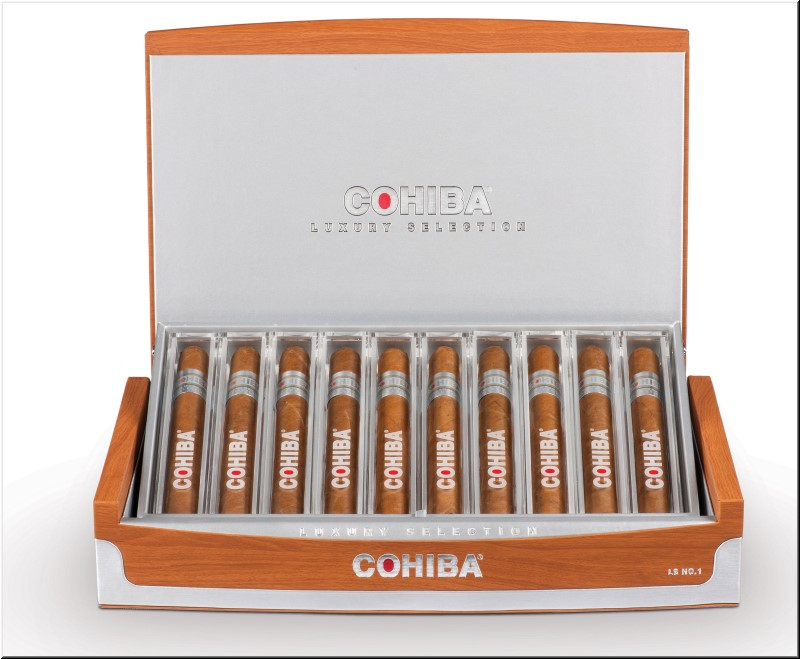 Cohiba Luxury Selection