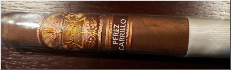 Cigar E.P. Carrillo La Historia Encore