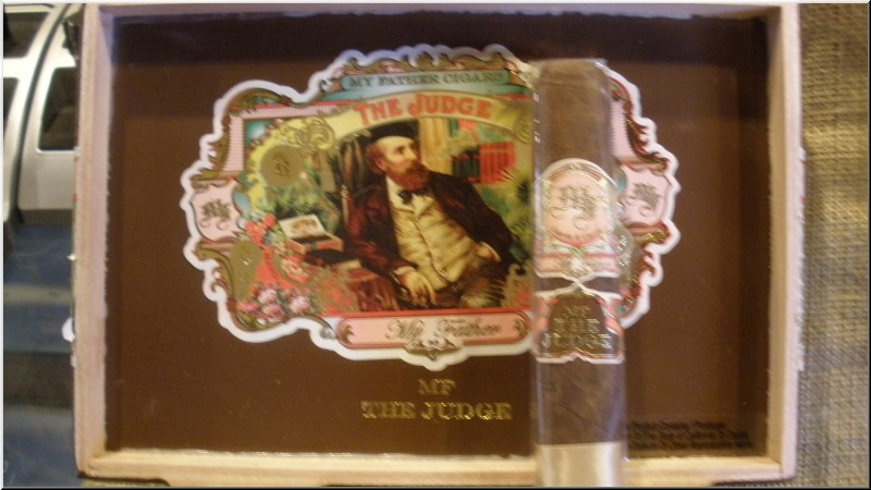 My Father The Judge by Pepin Garcia Grand Robusto
