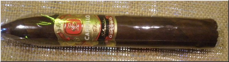 Cigar E.P. Carrillo Seleccion Oscuro Piramides Royal Oscuro